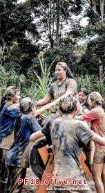 和平团契少年生活营 2018 你是谁 认识你自己 Peace Fellowship Youth Camp 2018 Who Are You Know Yourself Adventure Park Tyre Adventure A05