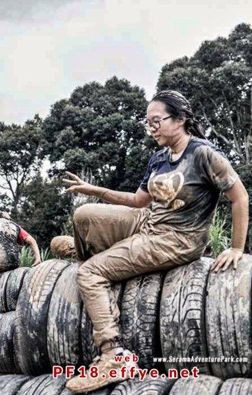 和平团契少年生活营 2018 你是谁 认识你自己 Peace Fellowship Youth Camp 2018 Who Are You Know Yourself Adventure Park Tyre Adventure A06
