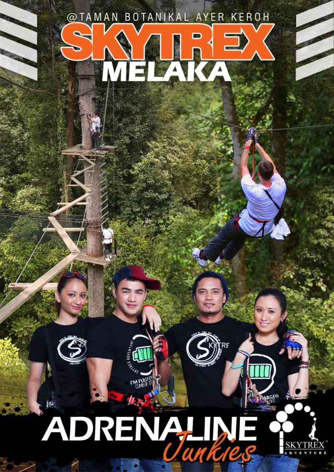 和平团契少年生活营 2018 你是谁 认识你自己 Peace Fellowship Youth Camp 2018 Who Are You Know Yourself Skytrex Melaka Adventure Taman Botanikal Ayer Keroh A01
