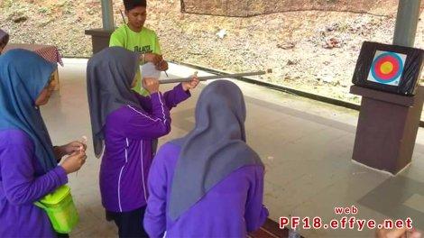 和平团契少年生活营 2018 你是谁 认识你自己 Peace Fellowship Youth Camp 2018 Who Are You Know Yourself Adventure Park Explorace Challenge A01