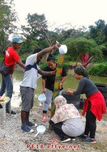 和平团契少年生活营 2018 你是谁 认识你自己 Peace Fellowship Youth Camp 2018 Who Are You Know Yourself Adventure Park Explorace Challenge A04
