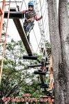 和平团契少年生活营 2018 你是谁 认识你自己 Peace Fellowship Youth Camp 2018 Who Are You Know Yourself Serama Adventure Park Ironman Walk A06