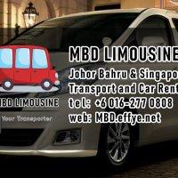 MBD Limousine Sdn Bhd –  Pengangkutan dan Sewa Kereta