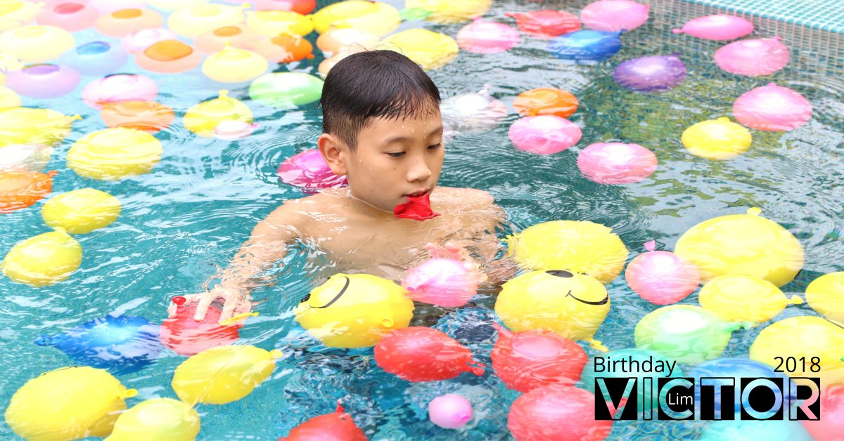 Victor Lim Birthday 2018