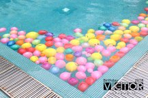 Victor Lim Birthday 2018 in Malaysia Party Buffet Swimming Fun A07