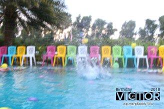 Victor Lim Birthday 2018 in Malaysia Party Buffet Swimming Fun A20