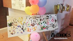 Victor Lim Birthday 2018 in Malaysia Party Buffet Swimming Fun A33