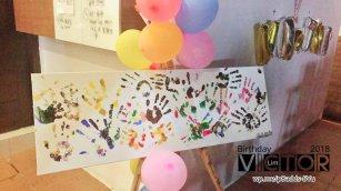 Victor Lim Birthday 2018 in Malaysia Party Buffet Swimming Fun A33