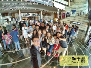 Peace Fellowship 和平团契 参加 Brahms Double & Beethovens Fifth Malaysia Philharmonic Orchestra Concert 26 Aug 2018 Petronas Twin Towers B007