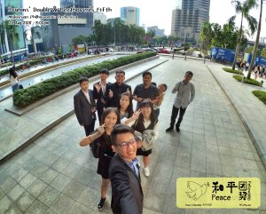 Peace Fellowship 和平团契 参加 Brahms Double & Beethovens Fifth Malaysia Philharmonic Orchestra Concert 26 Aug 2018 Petronas Twin Towers B008