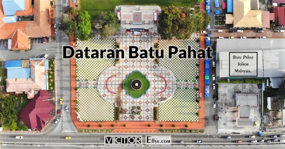 Dataran Batu Pahat Johor Malaysia Victor Lim Sky Video Shooting with Raymond Effye A01