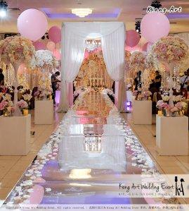 Kiong Art Wedding Event Kuala Lumpur Malaysia Event and Wedding Decoration Company One-stop Wedding Planning Services Wedding Theme Fantasy Secret Garden Restoran SY Muar A03-02