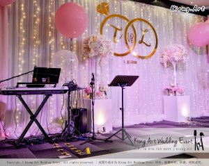 Kiong Art Wedding Event Kuala Lumpur Malaysia Event and Wedding Decoration Company One-stop Wedding Planning Services Wedding Theme Fantasy Secret Garden Restoran SY Muar A03-06