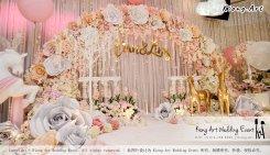 Kiong Art Wedding Event Kuala Lumpur Malaysia Event and Wedding Decoration Company One-stop Wedding Planning Services Wedding Theme Fantasy Secret Garden Restoran SY Muar A03-11