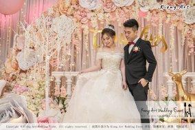 Kiong Art Wedding Event Kuala Lumpur Malaysia Event and Wedding Decoration Company One-stop Wedding Planning Services Wedding Theme Fantasy Secret Garden Restoran SY Muar A03-13