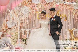 Kiong Art Wedding Event Kuala Lumpur Malaysia Event and Wedding Decoration Company One-stop Wedding Planning Services Wedding Theme Fantasy Secret Garden Restoran SY Muar A03-13