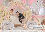 Kiong Art Wedding Event Kuala Lumpur Malaysia Event and Wedding Decoration Company One-stop Wedding Planning Services Wedding Theme Fantasy Secret Garden Restoran SY Muar A03-14