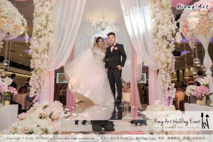 Kiong Art Wedding Event Kuala Lumpur Malaysia Event and Wedding Decoration Company One-stop Wedding Planning Services Wedding Theme Fantasy Secret Garden Restoran SY Muar A03-17
