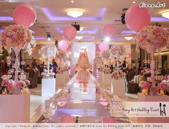 Kiong Art Wedding Event Kuala Lumpur Malaysia Event and Wedding Decoration Company One-stop Wedding Planning Services Wedding Theme Fantasy Secret Garden Restoran SY Muar A03-32