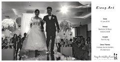 Kiong Art Wedding Event Kuala Lumpur Malaysia Event and Wedding Decoration Company One-stop Wedding Planning Services Wedding Theme Fantasy Secret Garden Restoran SY Muar A03-48