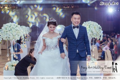 Kiong Art Wedding Event Kuala Lumpur Malaysia Event and Wedding DecorationCompany One-stop Wedding Planning Services Wedding Theme Live Band Wedding Photography Videography A03-20