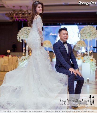 Kiong Art Wedding Event Kuala Lumpur Malaysia Event and Wedding DecorationCompany One-stop Wedding Planning Services Wedding Theme Live Band Wedding Photography Videography A03-22