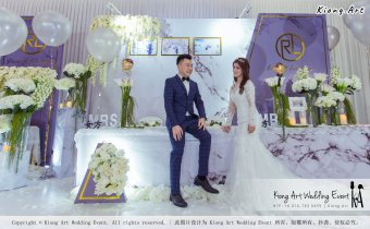 Kiong Art Wedding Event Kuala Lumpur Malaysia Event and Wedding DecorationCompany One-stop Wedding Planning Services Wedding Theme Live Band Wedding Photography Videography A03-45
