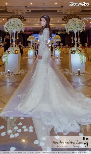 Kiong Art Wedding Event Kuala Lumpur Malaysia Event and Wedding DecorationCompany One-stop Wedding Planning Services Wedding Theme Live Band Wedding Photography Videography A03-48