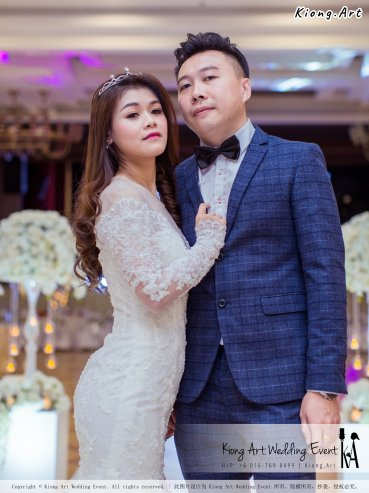 Kiong Art Wedding Event Kuala Lumpur Malaysia Event and Wedding DecorationCompany One-stop Wedding Planning Services Wedding Theme Live Band Wedding Photography Videography A03-52
