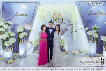 Kiong Art Wedding Event Kuala Lumpur Malaysia Event and Wedding DecorationCompany One-stop Wedding Planning Services Wedding Theme Live Band Wedding Photography Videography A03-57