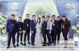 Kiong Art Wedding Event Kuala Lumpur Malaysia Event and Wedding DecorationCompany One-stop Wedding Planning Services Wedding Theme Live Band Wedding Photography Videography A03-58