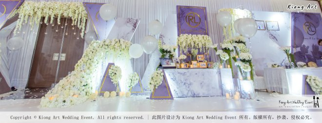 Kiong Art Wedding Event Kuala Lumpur Malaysia Event and Wedding DecorationCompany One-stop Wedding Planning Services Wedding Theme Live Band Wedding Photography Videography A03-68