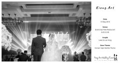 Kiong Art Wedding Event Kuala Lumpur Malaysia Event and Wedding DecorationCompany One-stop Wedding Planning Services Wedding Theme Live Band Wedding Photography Videography A03-93