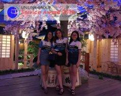 Unilink Group 5 and 10 Years Service Award Night 2018 from Agensi Pekerjaan Unilink Prospects Sdn Bhd at Niwa Japanese Karaoke 02
