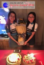Unilink Group 5 and 10 Years Service Award Night 2018 from Agensi Pekerjaan Unilink Prospects Sdn Bhd at Niwa Japanese Karaoke 07