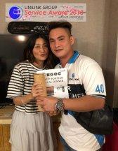 Unilink Group 5 and 10 Years Service Award Night 2018 from Agensi Pekerjaan Unilink Prospects Sdn Bhd at Niwa Japanese Karaoke 19