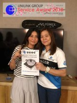 Unilink Group 5 and 10 Years Service Award Night 2018 from Agensi Pekerjaan Unilink Prospects Sdn Bhd at Niwa Japanese Karaoke 39