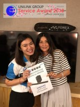 Unilink Group 5 and 10 Years Service Award Night 2018 from Agensi Pekerjaan Unilink Prospects Sdn Bhd at Niwa Japanese Karaoke 45