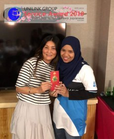 Unilink Group 5 and 10 Years Service Award Night 2018 from Agensi Pekerjaan Unilink Prospects Sdn Bhd at Niwa Japanese Karaoke 49