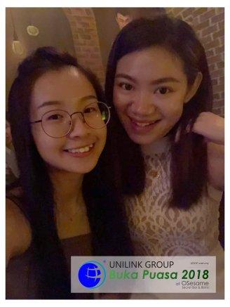 Unilink Group Buka Puasa Dinner 2018 Selamat Hari Raya Aidilfitri from Agensi Pekerjaan Unilink Prospects Sdn Bhd at Osesame Secret Bar and Bistro 01