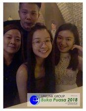 Unilink Group Buka Puasa Dinner 2018 Selamat Hari Raya Aidilfitri from Agensi Pekerjaan Unilink Prospects Sdn Bhd at Osesame Secret Bar and Bistro 02