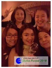 Unilink Group Buka Puasa Dinner 2018 Selamat Hari Raya Aidilfitri from Agensi Pekerjaan Unilink Prospects Sdn Bhd at Osesame Secret Bar and Bistro 10