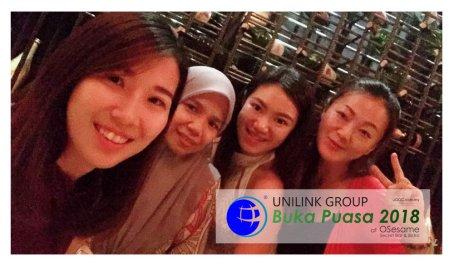 Unilink Group Buka Puasa Dinner 2018 Selamat Hari Raya Aidilfitri from Agensi Pekerjaan Unilink Prospects Sdn Bhd at Osesame Secret Bar and Bistro 16