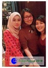 Unilink Group Buka Puasa Dinner 2018 Selamat Hari Raya Aidilfitri from Agensi Pekerjaan Unilink Prospects Sdn Bhd at Osesame Secret Bar and Bistro 18