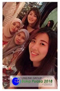Unilink Group Buka Puasa Dinner 2018 Selamat Hari Raya Aidilfitri from Agensi Pekerjaan Unilink Prospects Sdn Bhd at Osesame Secret Bar and Bistro 19