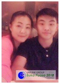 Unilink Group Buka Puasa Dinner 2018 Selamat Hari Raya Aidilfitri from Agensi Pekerjaan Unilink Prospects Sdn Bhd at Osesame Secret Bar and Bistro 20