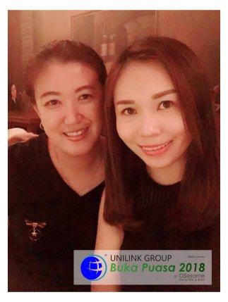 Unilink Group Buka Puasa Dinner 2018 Selamat Hari Raya Aidilfitri from Agensi Pekerjaan Unilink Prospects Sdn Bhd at Osesame Secret Bar and Bistro 23
