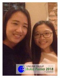 Unilink Group Buka Puasa Dinner 2018 Selamat Hari Raya Aidilfitri from Agensi Pekerjaan Unilink Prospects Sdn Bhd at Osesame Secret Bar and Bistro 26