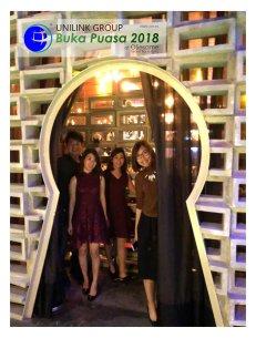 Unilink Group Buka Puasa Dinner 2018 Selamat Hari Raya Aidilfitri from Agensi Pekerjaan Unilink Prospects Sdn Bhd at Osesame Secret Bar and Bistro 27