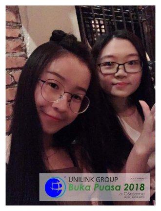 Unilink Group Buka Puasa Dinner 2018 Selamat Hari Raya Aidilfitri from Agensi Pekerjaan Unilink Prospects Sdn Bhd at Osesame Secret Bar and Bistro 28